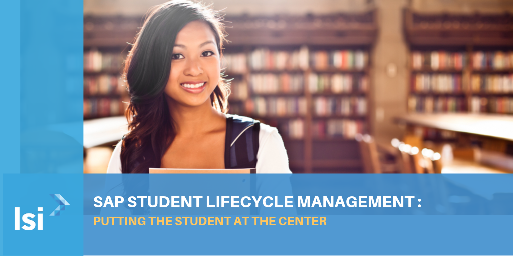 SAP Student Lifecycle Management