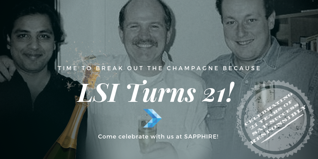 LSI TURNS 21