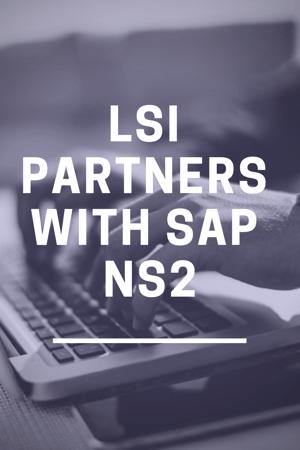 LSI and SAP NS2